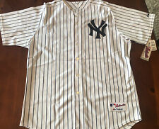 CC Sabathia Authentic New York Yankees Home Jersey Sz 52 BNWT Majestic