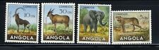 Angola Scott# 362-365 (1953) Wild Animals🐘 Set MNH OG