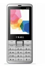 I Kall K33 2.4 Inch Dual Sim Mobile (White)