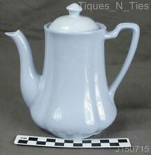 Johnson Bros Brothers Greydawn Blue Grey Miniature Coffee or Hot Water Pot (JJ)