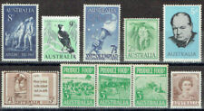 VF (Very Fine) Australian Postal Stamps by Type