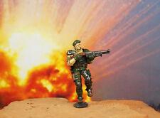 Military Science Fiction War Warrior Commando Toy Soldier Figure Model K1209 Q