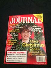 Ladies Home Journal Dec 2001 The Magic Of Harry Potter