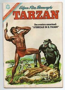 TARZAN #180 Aterrizaje en el Pasado, Novaro Mexican Comic 1966