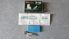 Kato Unitrack HO/N Gauge DC Converter #20-504  ~  TS