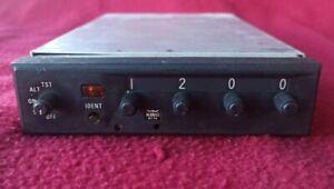 Bendix/King KT-76A Transponder, 066-1062-00, 14V