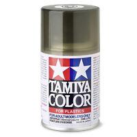 TAMIYA COLORE SPRAY PER PLASTICA SMOKE GRIGIO FUMO 100ml  TS71