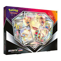 Pokemon Meowth Vmax Special Collector's Set NEW