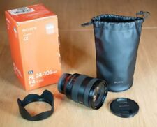 Objectifs Sony FE Sony FE 24-105 mm pour appareil photo et caméscope