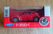Welly Nex models Volkswagen The Beetle 1:38
