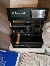 Polaroid 600 CL Spirit Instant Camera + 1 film to get you started