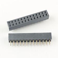 10Pcs 2mm 2.0mm Pitch 2x13 Pin 26 Pin Female Dual Straight Header Strip H=4.3mm