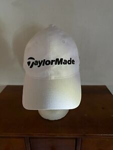 Taylorlade Hat TP5/M3 Golf Hat WHITE EXCELLENT CONDITION