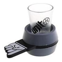 Spin the Shot Spinner Glass Drinking Game Shot Roulette Game Party Supplies