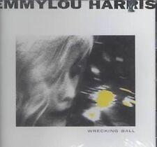 Wrecking Ball by Emmylou Harris (CD, Oct-1995, Elektra (Label))