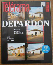 télérama 3331 Depardon Barychnikov Coffin Covert spécial télé numérique
