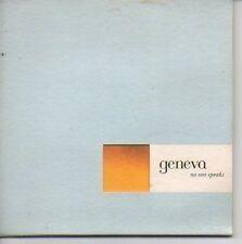(M998) Geneva, No One Speaks - 1996 CD