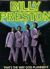 BILLY PRESTON thats the way god planned it UK SAPCOR 9
