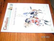 Osprey Cavalier Guerre Napoléon n°27 Cavalie Wellington