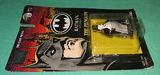 4 Batman Returns Figure Animated Series ERTL 1992 Penguin Catwoman Die-Cast New