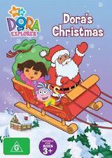 Dora the Explorer - Dora's Christmas DVD NEW