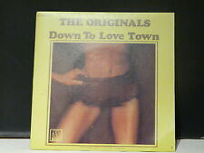 THE ORIGINALS Down to love town 2C00698600