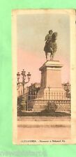 #A. EGYPT  MILITARY POSTCARD -  1918, ON ACTIVE SERVICE, MOHAMED ALIY MONUMENT