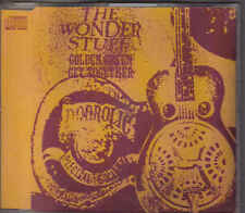 The Wonder Stuff-Golden Green cd maxi single