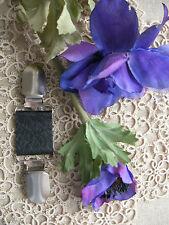 Bohème en cuir noir Clinch Robe Clip/Pull Guard ~ 70 couleurs Disponibles ~ BN