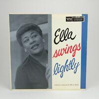 Ella Fitzgerald - Ella Swings Lightly 1958 LP V-4021 Jazz - VG