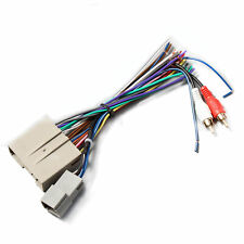 Car Stereo Radio Install Wiring Harness & RCA Plug for select 2003-12 Ford F-150