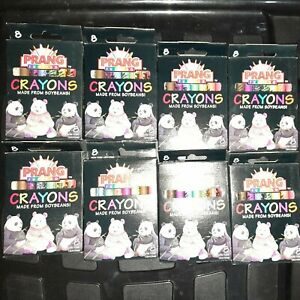Crayons Non Toxic joblot!! 64 crayons! 8 packs of 8 crayons. Carboot school home
