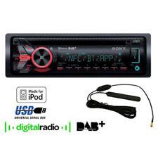 Autorradios estéreo Sony para reproductor MP3
