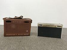 Vintage HITACHI  Model WH-822 Marine Eight 8 Transistor Radio