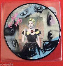 """Culture Club/Boy George-Medalla de la canción-Raro UK 7"""" imagen disco (disco De Vinilo)"""