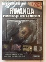 Rwanda, L'histoire qui mène au Génocide DVD NEUF SOUS BLISTER