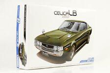 1970 Toyota Celica LB 2000 GT Bausatz Kit 1:24 Aoshima 37