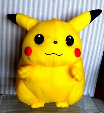 "12"" Pokemon Pikachu Plush Toy Nintendo Stuffed Animal 1998."