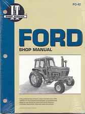 Ford 5100,5600,5610,6600,6610,6700,6710,7000,7600,7610,7700,7710 repair manual