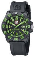 Luminox Men's Navy Seal Colormark 3067 EVO Green and Black Watch A.3067