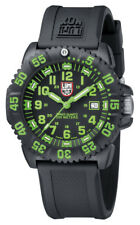 Luminox Men's Navy Seal Colormark 3067 EVO Green and Black Watch A.3067