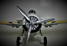 Model Airplane Aircraft Fighter US Diecast WW2 Military Armor 1 48 Carousel Yelo