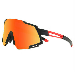 Bike Cycling polarized sunglasses interchangeable lens sports goggle with 5 lens