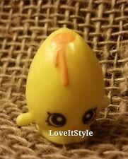 NEW Shopkins Season 1 yellow Googy egg 1-080 figure Dairy collection