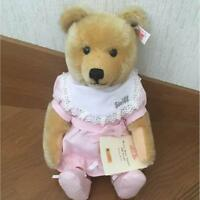 Steiff Royal Baby Teddy Bear 100 Years Collection 2002 Japan Exclusive