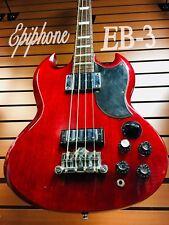 Epiphone EB-3 Electric Bass Guitar