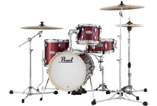 Pearl Midtown Series 4-Piece Shell Pack Black Cherry Glitter