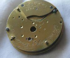 Movement Parkinson & Frodsham London Pocket Watch - 40Mm - For Repair Or Parts