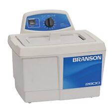 Branson M2800H 0.75G Ultrasonic Cleaner w/ Mechanical Timer Heater CPX-952-217R