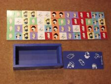 Tintin Dominos - complete - produced by Vilac in 1992 - rare item